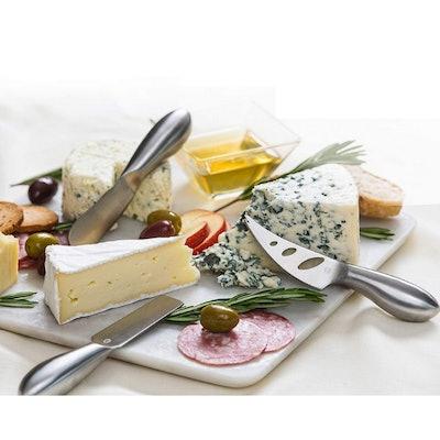 LUNAR Premium Cheese Knife Set (6-Piece)