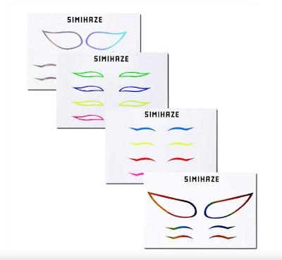 Eye Play Sticker Book — Rave Pack