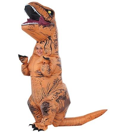 Rubies Child's The Original Inflatable Dinosaur Costume