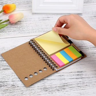 TOODOO Spiral Notebooks (4-Pack)