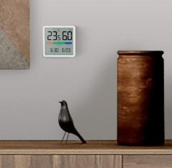 NOKLEAD Indoor Temperature & Humidity Monitor