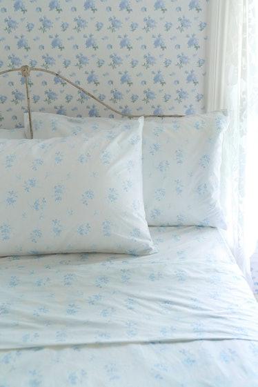 Pastiche De Bouquet Sheet Set