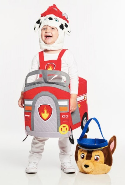 A Marshal Halloween costume