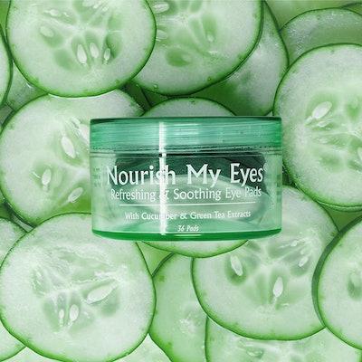 Fran Wilson Nourish My Eyes Cucumber Pads (36 Count)