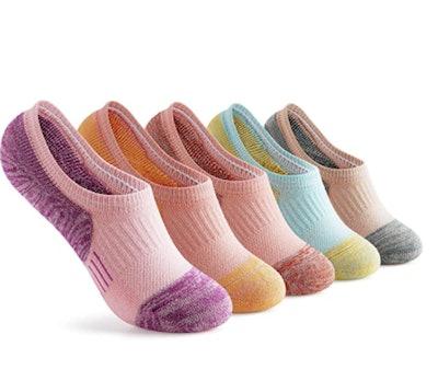 Gonii No Show Socks (5-Pack)