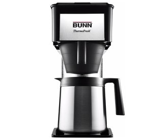 BUNN BT BT Speed Brew 10-Cup Thermal Carafe Home Coffee Brewer