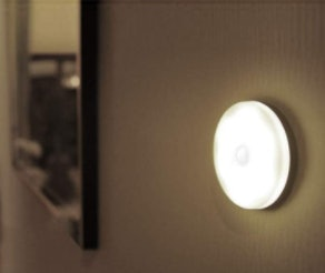 Zsirue Magnetic Motion Sensor Night Nights (3-Pack)