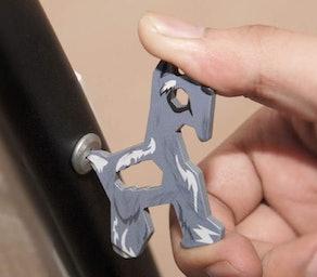 Sheskind Keychain 10-in-1 Tool