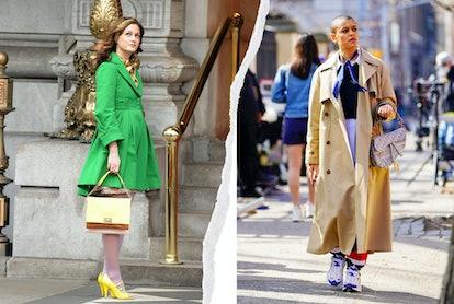 Costume designer Eric Daman talks to Bustle about changing fashion