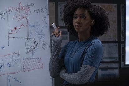 Monica Rambeau could be a major 'Secret Invasion' connection. Photo via Marvel Studios