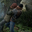 A screenshot from Days Gone