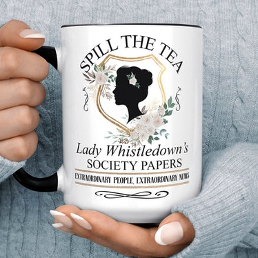 Lady Whistledown Mug