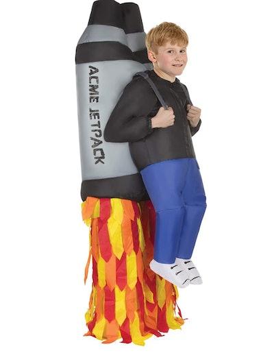 Jet Pack Kids Inflatable Costume