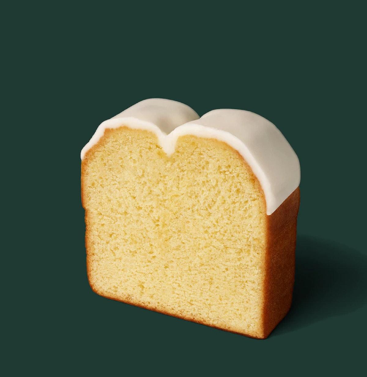 This viral TikTok of Starbucks Lemon Loaf dupe at Walmart seems like a tasty option.