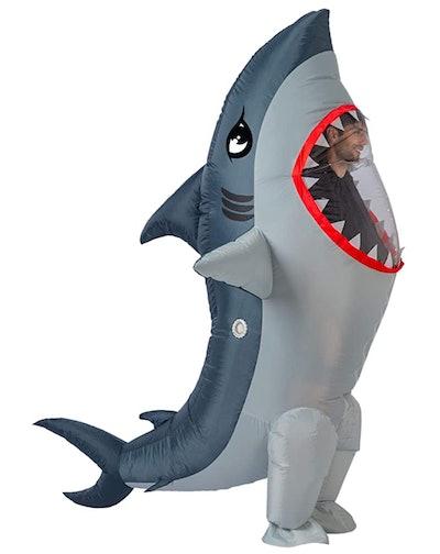 Full Body Shark Air Blow Up