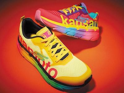 Skechers x kansaïyamamoto