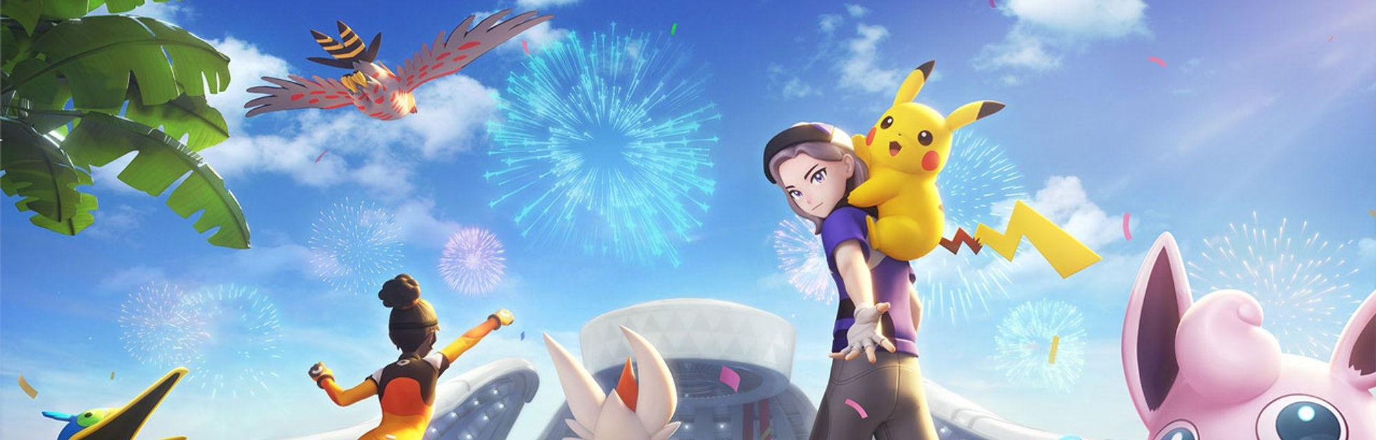 Pokémon Unite': How to add friends for multiplayer