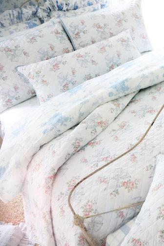 Rosa Beaux Quilt & Sham Set