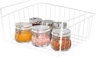 Smart Design Undershelf Storage Basket