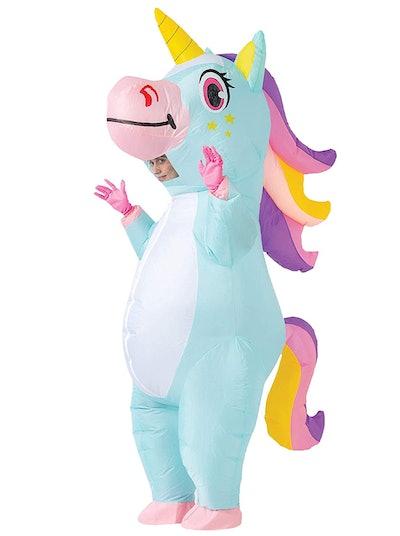 Spooktacular Creations Inflatable Costume Unicorn