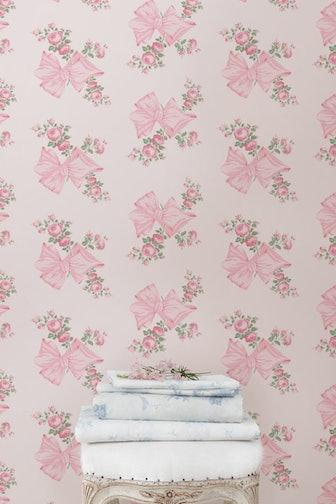 Rosa Beaux Wallpaper