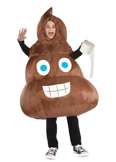 Kids Inflatable Poop Costume
