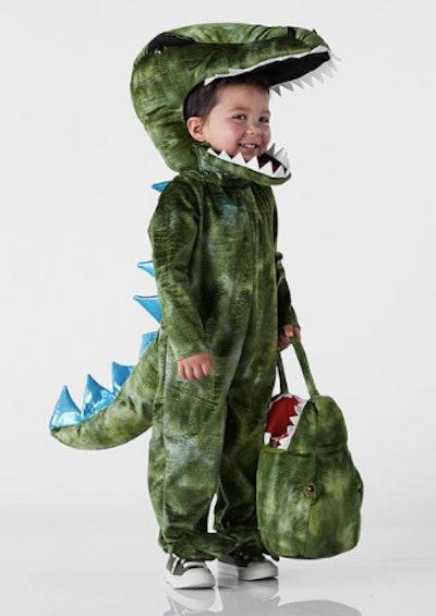 T-Rex kids Halloween costume