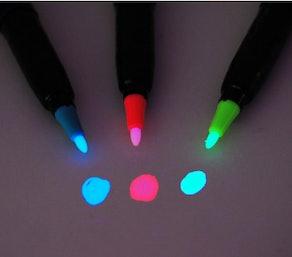 DirectGlow UV Light Markers (Set of 3)