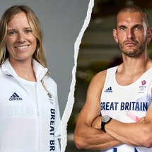 Hannah Mills and Mohamed Sbihi will carry the Team GB flag at Tokyo's 2021 Olympics Opening Ceremony.
