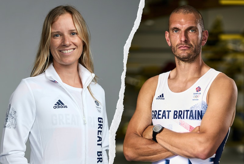 Hannah Mills and Mohamed Sbihi will carry the Team GB flag at Tokyo's 2021 Olympics Opening Ceremony...