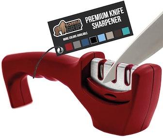 Gorilla Grip Professional Knife Sharpener