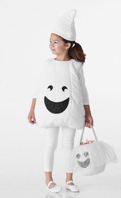 Kid ghost costume