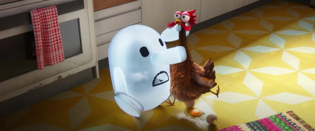 Robots seek their Revenge in Ron's Gone Wrong.