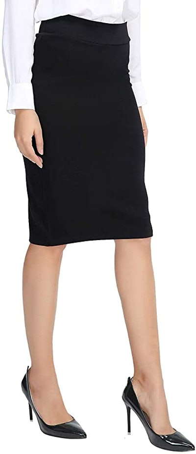 Urban CoCo Midi Pencil Skirt