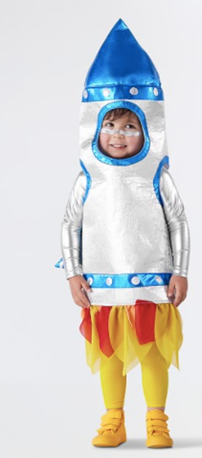 Child rocket costume