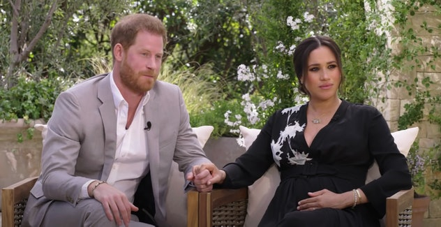 Prince Harry and Meghan Markle sat down for an interview with Oprah Winfrey in March.