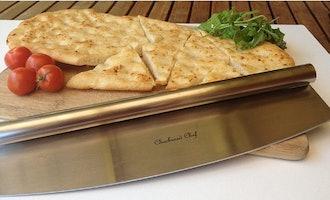 Checkered Chef Rocker Blade Pizza Cutter