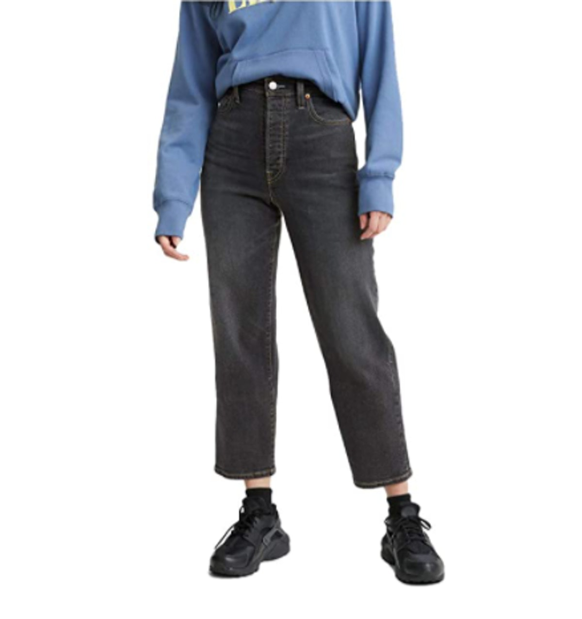 Levi's Ribcage Straight Ankle Jeans