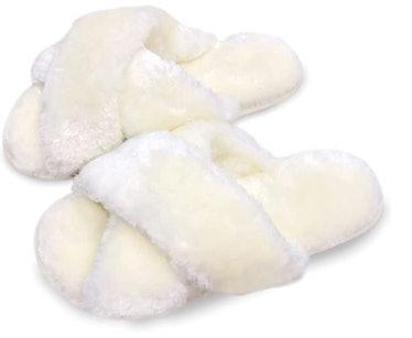 Uloomee Anti-Slip Memory Foam Slippers