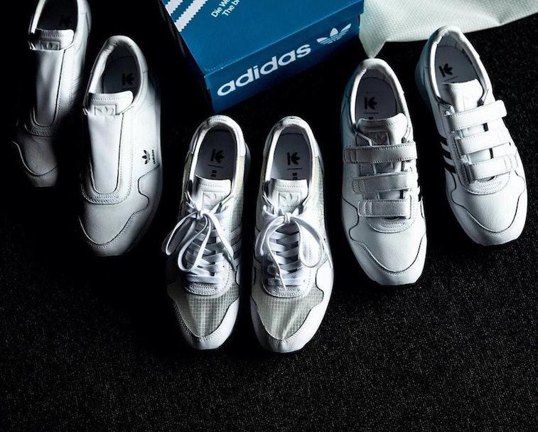 "BEAMS x Adidas ""Spirit of the Games"" sneakers"