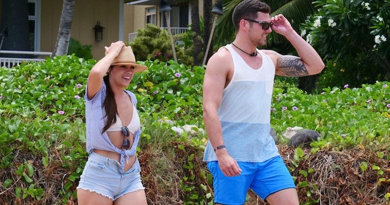 Ashley and Ben on 'Temptation Island' Season 2