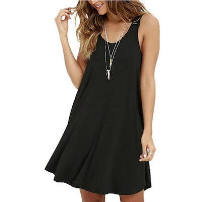 MOLERANI Swing T Shirt Dress