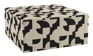 Minted for West Elm Mixer Ottoman