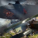 A screenshot from Battlefield 1