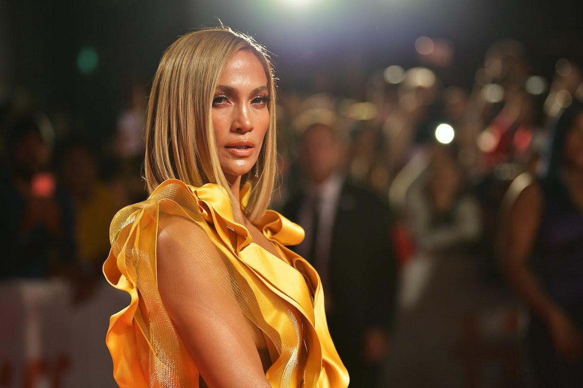 Jennifer Lopez Beauty Hair Makeup