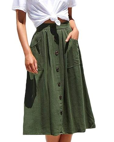 Naggoo Midi Skirt