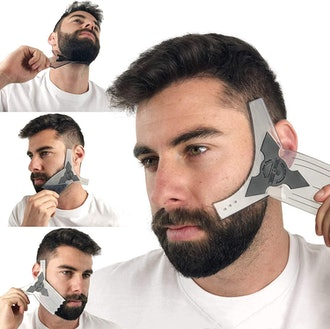 Grow Alpha Beard Shaping Tool Kit