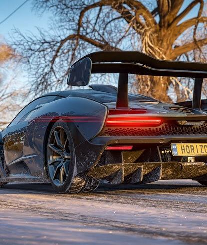 A screenshot from Forza Horizon 4: Ultimate Edition