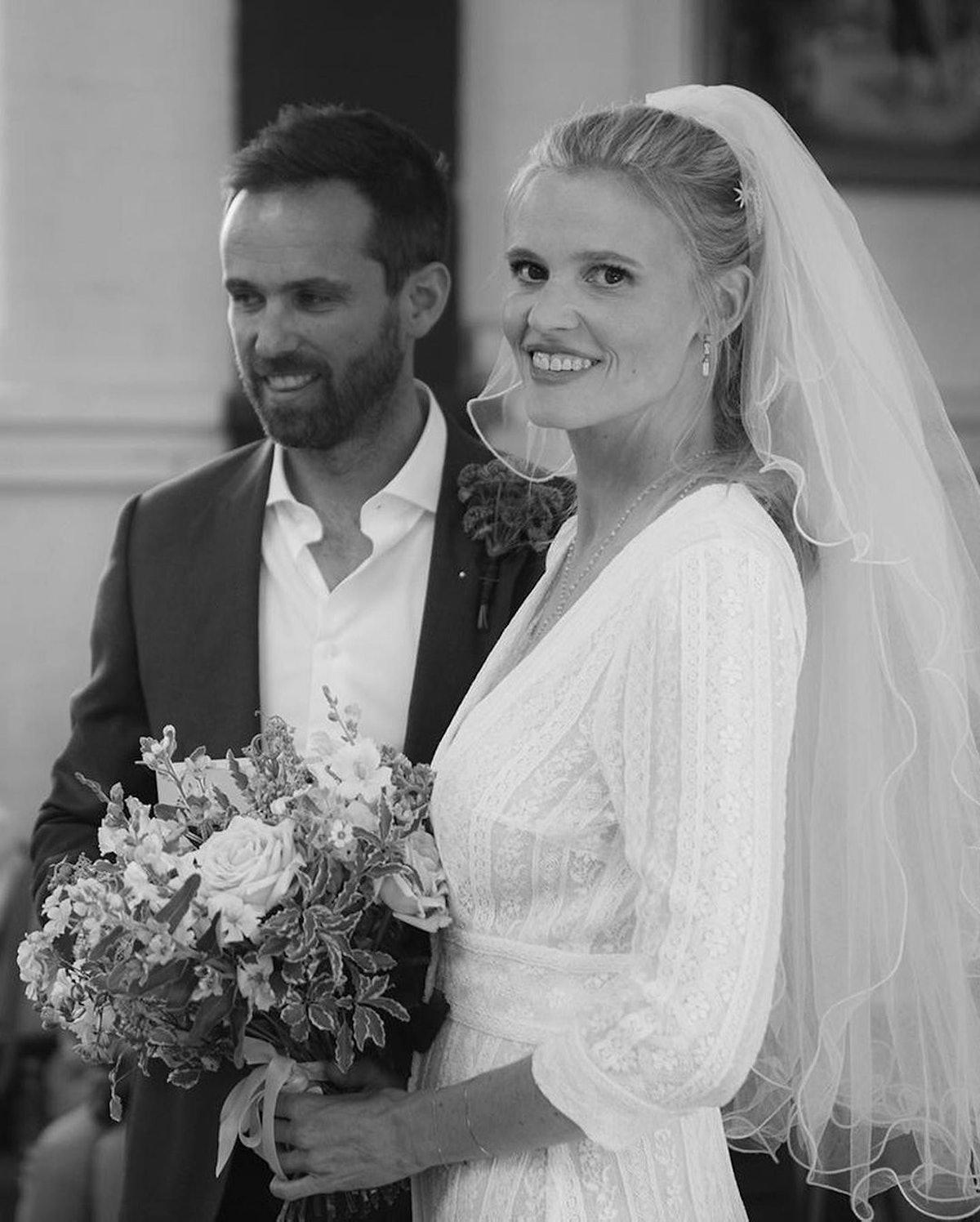 David Grievson and Lara Stone