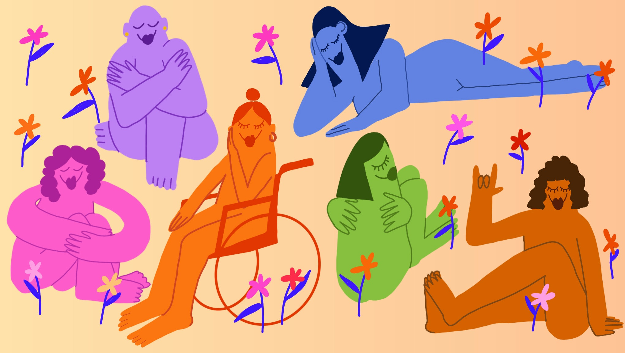 How to embrace body acceptance without being ableist